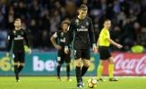 Sau vòng 18 La Liga: Coutinho 'cóng' trước sức mạnh của Barca; Real xin hàng