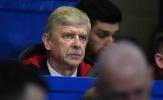 Wilshere chấn thương, Wenger nhấp nhỏm lo lắng trên khán đài