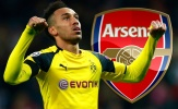 Thay Sanchez, Aubameyang đã rất gần Arsenal?