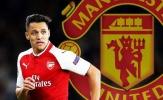 Tới M.U, Sanchez có thể chọn những số áo nào?