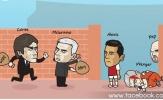 Biếm họa Premier League loạn vì Sanchez
