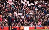 Góc Arsenal: Khi 'Wenger Out' cũng đã mất tích