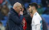 Không muốn mua thêm, nhưng Zidane cũng chẳng còn tin ai tại Real