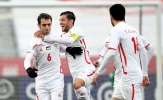U23 Thái Lan 1-5 U23 Palestine (VCK U23 châu Á 2018)