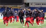 U23 Việt Nam hưng phấn, 'bế quan' chờ đấu U23 Syria