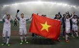 CĐV châu Á hả hê với thành tích của U23 Việt Nam
