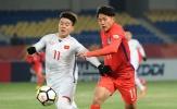 Lịch thi đấu của 8 đội lọt vào vòng tứ kết U23 Châu Á 2018