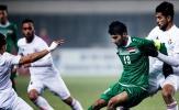 U23 Iraq vào Tứ kết VCK U23 châu Á 2018 với vị trí nhất bảng C