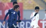 U23 Nhật Bản vào Tứ kết VCK U23 châu Á 2018 với 3 trận toàn thắng