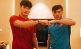 Bùi Tiến Dũng thức khuya viết nhật ký về U23 Việt Nam