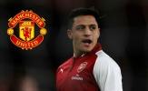 Có Alexis Sanchez, Man Utd đá với đội hình nào?