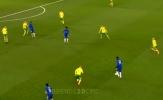 Tài năng trẻ Robert Kenedy của Chelsea đã chơi thế nào trước Norwich
