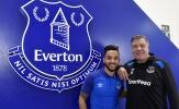Theo Walcott rạng rỡ ra mắt Everton