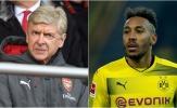 Vụ Aubameyang: Phía Dortmund điên tiết với HLV Wenger