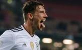 CHÍNH THỨC: Bayern Munich có siêu tiền vệ Leon Goretzka