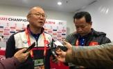 HLV Park Hang-seo: U23 Việt Nam sẵn sàng chơi sòng phẳng trong 120 phút