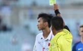 U23 Việt Nam được tẩy thẻ trước trận tứ kết gặp U23 Iraq