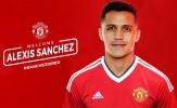 TRỰC TIẾP Alexis Sanchez đến Manchester United: Giờ G gần điểm