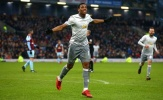 TRỰC TIẾP Burnley 0-1 Man Utd: Kết thúc