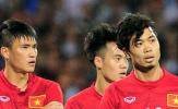 Công Vinh, Thanh Trung tự hào với chiến công của U23 Việt Nam