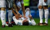 Để lập cú đúp, Ronaldo phải trả giá cực đắt