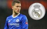 Hazard chính thức lên tiếng về tin đồn đầu quân Real Madrid