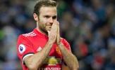 Hé lộ điểm đến của Juan Mata sau khi rời Man Utd