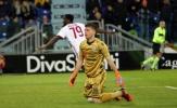 Serie A đêm qua: Thành Milano làm 'đau tim' NHM