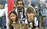 XÁC NHẬN: Con trai Pirlo chuẩn bị thử việc tại Juve