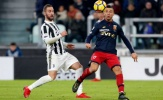 Mệt mỏi, nhưng Juventus vẫn có được 3 điểm trước Genoa