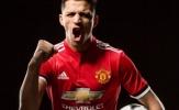 Sanchez nghẹn ngào khi gia nhập Man United