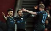 Chấm điểm Man City sau trận Bristol: Tăng lương tăng chất lượng