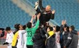 Xin cám ơn các chàng trai U23 Việt Nam và HLV Park Hang-seo!