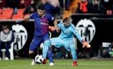 Chấm điểm Barca: Suarez 9; điểm tối Andre Gomes