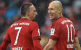 10 bộ đôi xuất sắc nhất Bundesliga (Phần 1): Robbery là số 1