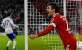 Vòng 22 Bundesliga: Bayern cô đơn trên đỉnh, Reus tái xuất