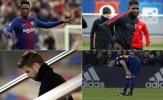 Barcelona: Bài toán trung vệ vẫn chưa buông tha Valverde