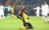 Michy Batshuayi lập cú đúp, Dortmund ngược dòng đánh bại Atalanta
