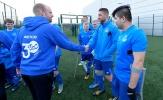 Sao Everton hớn hở với sự kiện cộng đồng
