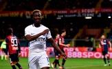 Thua trắng Genoa, 'ác mộng' trở lại với Inter