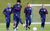 Không khí sân tập Man City sau thất bại trước Wigan