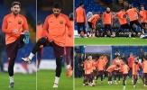 Messi và đồng đội căng thẳng tột độ tại Stamford Bridge