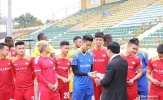 Nhiều CLB hội quân chuẩn bị cho V.League 2018