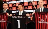 Ông chủ Trung Quốc phá sản, AC Milan bị rao bán