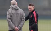 Chuẩn bị cho Europa League, Arsenal 'bỏ rơi' Ramsey