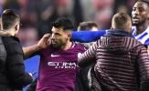 Xong: Man City bị LĐBĐ Anh sờ gáy