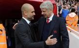 Đại chiến Wenger - Guardiola: Những con số giật mình