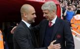 Guardiola thừa nhận từng rất khát khao làm học trò của Wenger