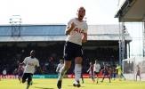 Thắng tối thiểu Crystal Palace, Tottenham sẵn sàng đánh chiếm vị trí thứ 2