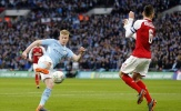 5 điểm nhấn Arsenal 0-3 Man City: Kế hoạch hoàn hảo của Pep Guardiola